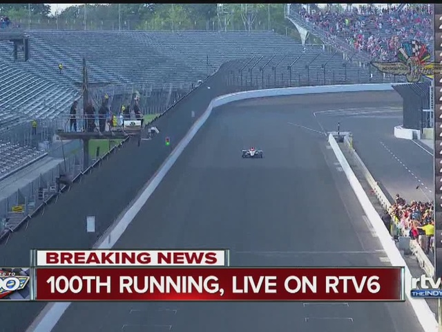 Blackout lifted: RTV6 to show Indianapolis 500 LIVE on race day