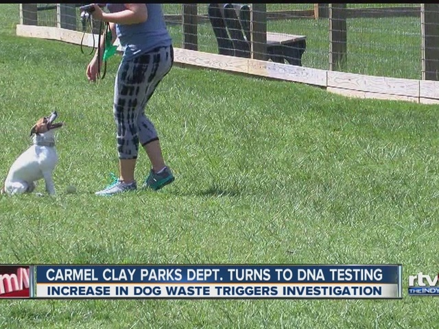 Carmel Clay Parks Dept. turns to DNA testing