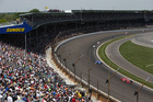 Be prepared, be patient, get to IMS early Sunday