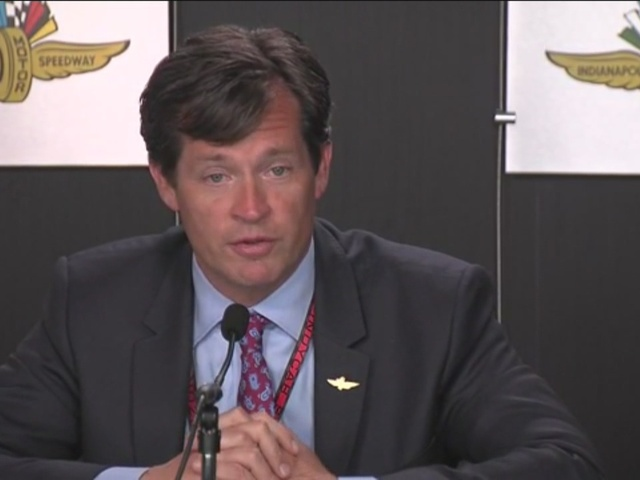 IMS officials talk safety and security at the race