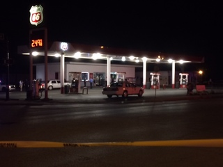 IMPD officer shoots at 3 armed robbery suspects