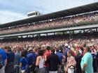 How many people will be at sold-out Indy 500?