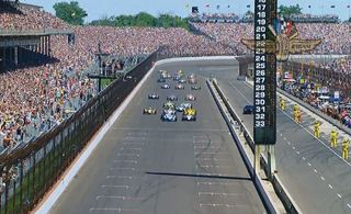 2014 Indy 500 was 2nd-closest finish ever