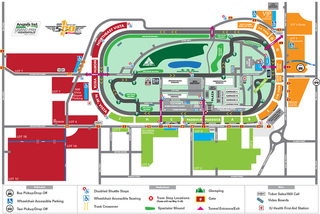 PARKING: Where to (and not to) park for Indy 500