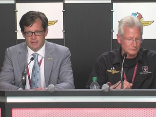 IMS offers race day health and safety update