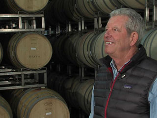Former driver Randy Lewis finds success in wine