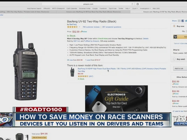 How to save money on race scanners