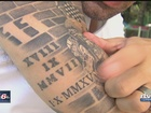 WATCH: The meaning of Tony Kanaan's tattoo