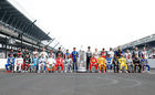 LIVE BLOG: The 100th running of the Indy 500