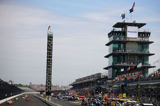 Record amount of data used by fans at Indy 500