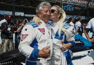 PHOTOS: Famous faces at the Indy 500