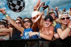 PHOTOS: Scenes from the Snake Pit