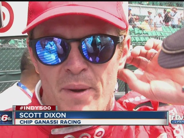 Scott Dixon finishes 8th in the 100th Indy 500