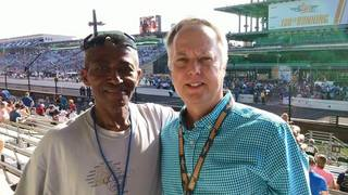 Race fan gives Army vet free ticket to Indy 500