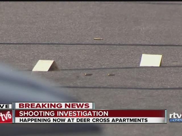 Rash of shootings across Indianapolis on Memorial Day