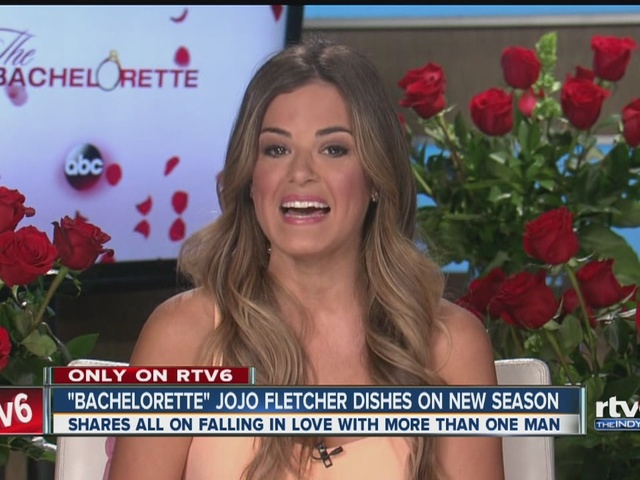 'Bachelorette' JoJo Fletcher dishes on new season