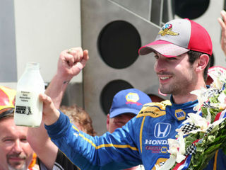 Rossi earns $2.5 million for Indy 500 win
