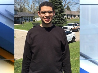 Search for missing man on Indy's northeast side