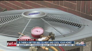 Angie's List: Consider HVAC zones for your home