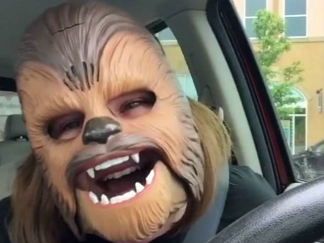 Hasbro creates custom Chewbacca Mom action figure