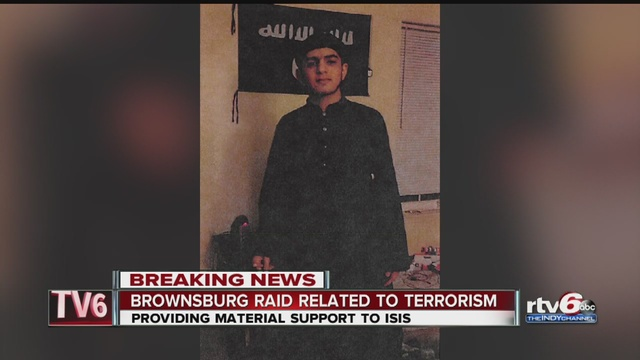IN man charged for allegedly trying to join Isis