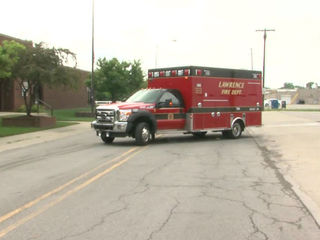 Lawrence council rejects plan to fund ambulances