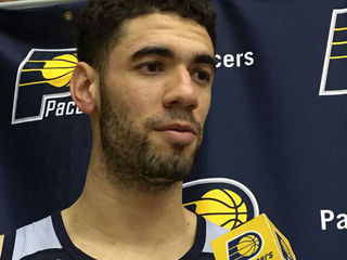 Pacers select Iowa State's Georges Niang