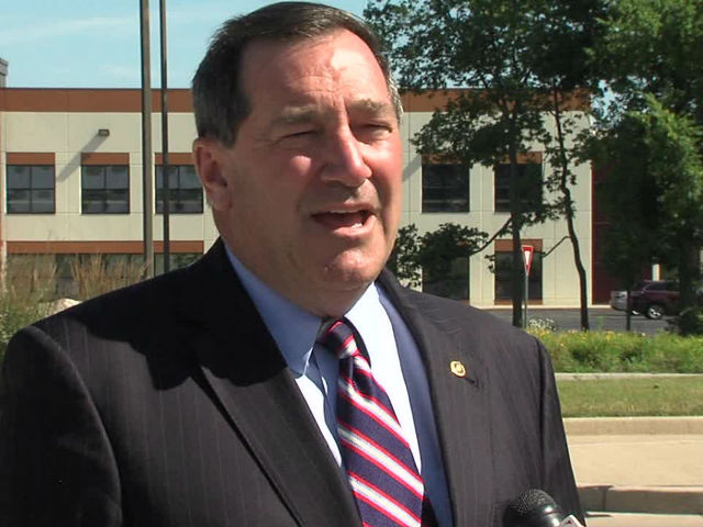 Sen. Donnelly briefed by FBI on anti-terror efforts in Indiana