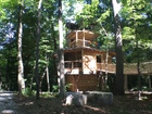 Sneak peek at Conner Prairie's giant treehouse