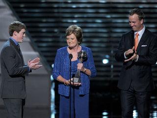 Peyton Manning: Pat Summitt was a great friend