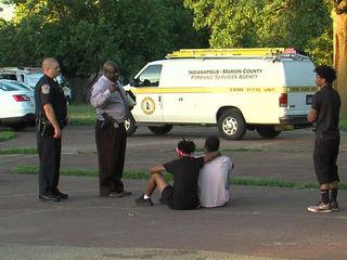 1 killed in shooting near Washington Park