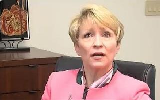 Sue Ellspermann begins job as Ivy Tech president