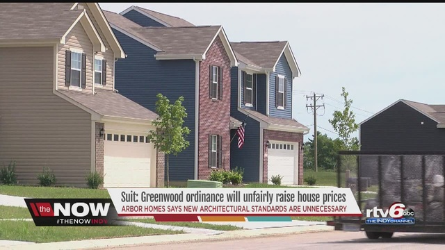 Lawsuit Claims Greenwood Architecture Ordinance Will