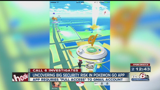 'Pokemon GO' Update Fixes the 'Google Account Scope' Security Flaw
