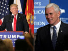 Trump makes Pence VP pick official on Twitter