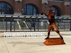 Here's when the Peyton Manning statue will be up
