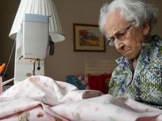 At 99, Rosario Sherra still giving back