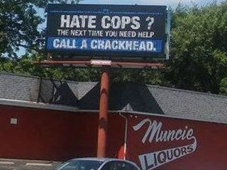 Indiana billboard: Is it racist, or just edgy?