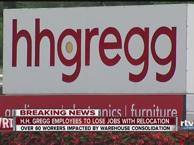 Hhgregg Shutting Down Part Of Indianapolis Warehouse 40 Employees