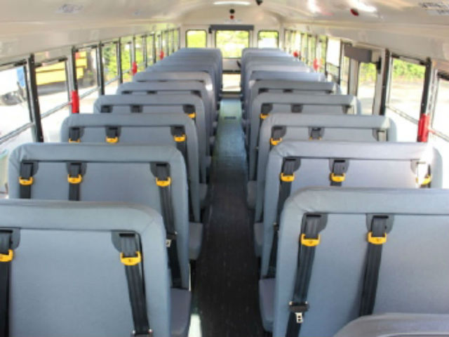 call 6 no state federal requirements for school buses to