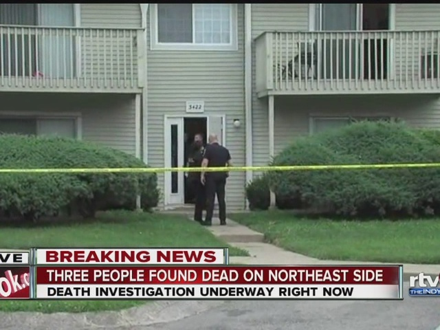3 bodies found at northeast-side apartment complex