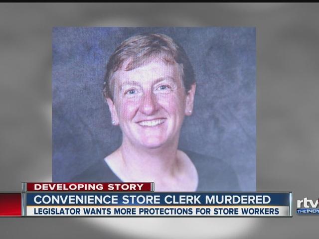 Convenience store clerk murdered