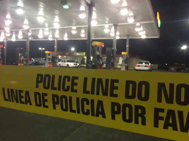 Gas station clerk killed in west side shooting