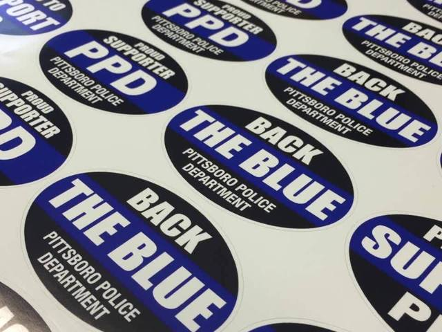 IMPD launches #BackTheBlue campaign