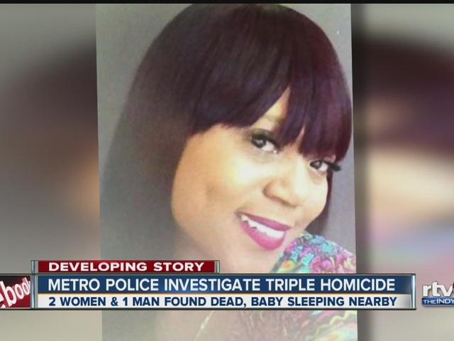 Metro police investigate triple homicide