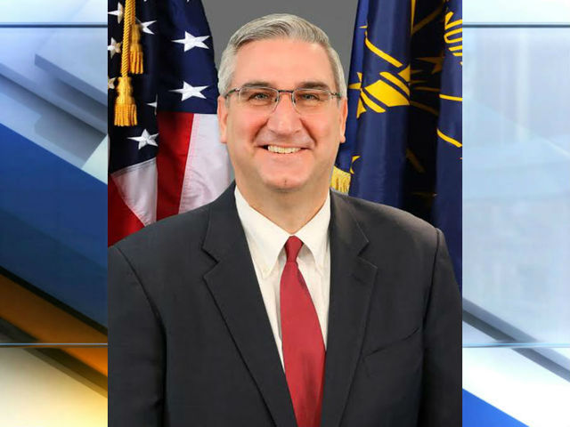 GOP chooses Eric Holcomb to replace Pence