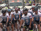 Cops Cycling for Survivors finishes 1k-mile ride