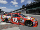Kyle Busch dominates the Brickyard 400
