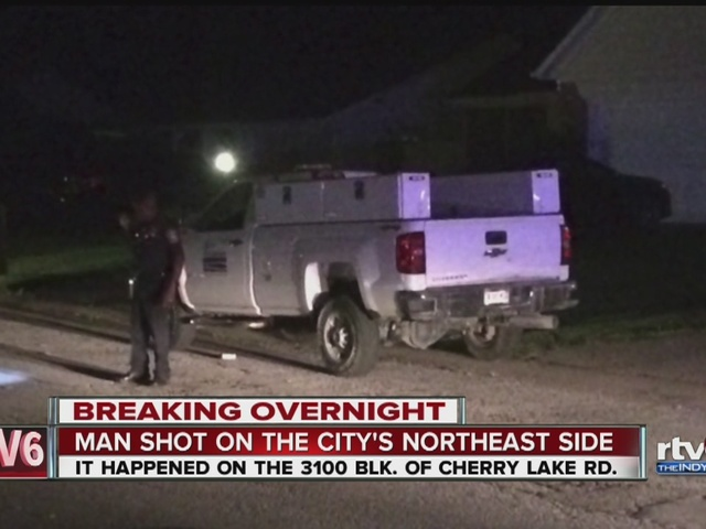 3 people shot across Indianapolis Monday morning