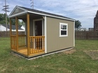 Tiny homes for the homeless going up in Muncie